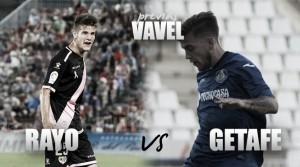 Previa Rayo Vallecano - Getafe CF: un derbi para recuperar el rumbo