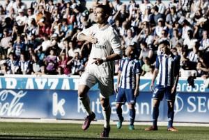 Cristiano Ronaldo guía al Madrid en Mendizorroza