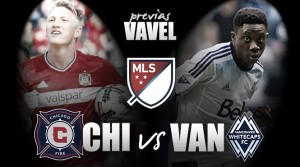 Previa Chicago Fire - Vancouver Whitecaps: suma y sigue