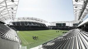 LAFC presenta el Banc of California Stadium