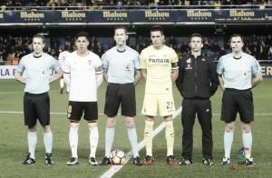 Análisis del árbitro: José Luis González González