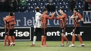 Los cariocas destrozan al Schalke