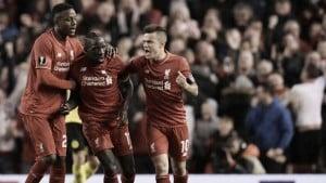 Anfield vuelve a vivir las grandes noches europeas