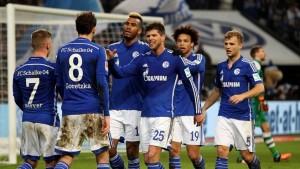 El Schalke gana y Sané brilla