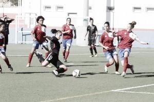 Athletic Club Femenino - Collerense: cuestión de extremos