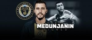 Philadelphia Union incorpora a Medunjanin