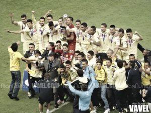 Fotos e imágenes del América 3-0 Tigres de la Gran Final del Apertura 2014