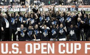 Sporting Kansas City, campeón de la US Open Cup 2015
