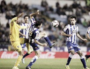Análisis táctico: Málaga CF - Deportivo de La Coruña