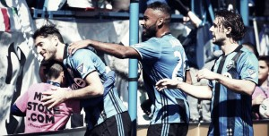 Montreal vence a unos Timbers rendidos