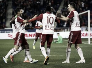 New York Red Bulls está de vuelta