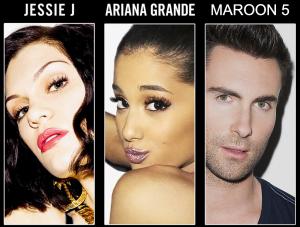 Barcelona ya está lista para recibir a Maroon 5, Ariana Grande y Jessie J