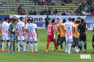 Fotogalería: Monarcas y Necaxa debutan con empate