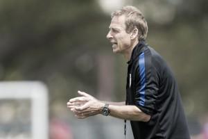 Klinsmann da la lista para el inicio del Hexagonal