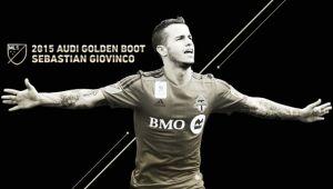 Sebastian Giovinco, 'Capocannoniere' MLS 2015