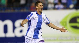 El Leganés sigue adelante y deja al Tenerife sin Copa