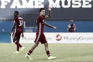 FC Dallas se mantiene con paso firme