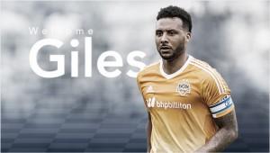 Vancouver Whitecaps incorpora a Giles Barnes
