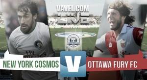 Resultado New York Cosmos - Ottawa Fury: Rául se proclama campeón de la NASL en su despedida (3-2)
