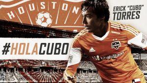 Se acabó, 'Cubo' Torres a Houston Dynamo