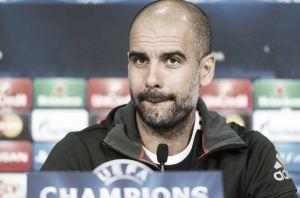 """Pep Guardiola: """"Hemos luchado por estar aquí y lo intentaremos"""""""