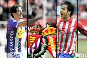 El porqué de la rivalidad Real Valladolid -Sporting de Gijón