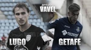 CD Lugo - Getafe CF: un rival de entidad para seguir creyendo