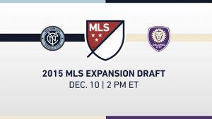 Draft de Expansión MLS 2015: Orlando City y New York City en vivo y en directo online