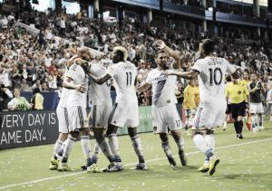 Los Angeles Galaxy apuntan a la Supporters´Shield