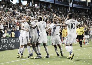 Los Angeles Galaxy apuntan a la Supporters´Shield