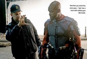 Will Smith y el director David Ayer, muy cerca de Netflix