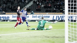 Kalou mantiene al Hertha en Champions