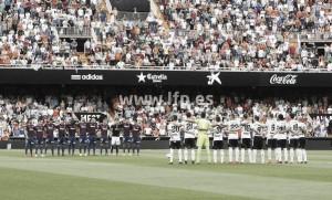 Recordando el Valencia 3-1 Eibar de la temporada pasada