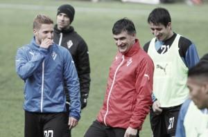 Ansotegi y Radosevic, en la convocatoria para enfrentarse al Atleti