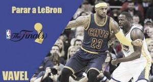 Finales NBA 2017: frenar a LeBron, la misión de los Warriors