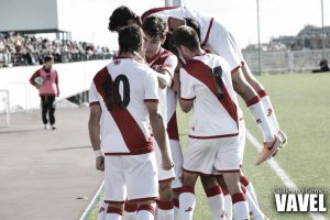 Fotos e imágenes del Rayo Vallecano B 1-0 Barakaldo C.F, jornada 8 del Grupo II de Segunda División B