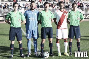 Fotos e imágenes del Rayo Vallecano B 1-0 UD Socuéllamos, jornada 10 del Grupo II de Segunda División B