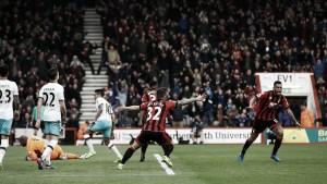 El Bournemouth vence al West Ham