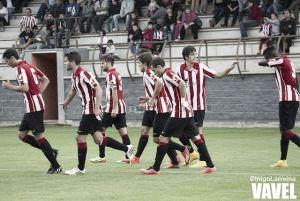 Bilbao Athletic - Tudelano: seguir cumpliendo en Lezama