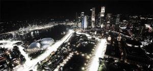 Carrera del GP de Singapur de Fórmula 1 2013 en vivo y en directo online