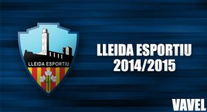 Temporada del Lleida Esportiu 2014-2015, en VAVEL