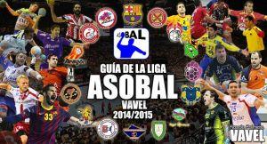 Guía VAVEL de la Liga ASOBAL 2014/15