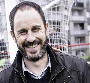 """Entrevista. Jabi Luaces: """"La gente del pueblo ha sido siempre la principal arma del Gernika"""""""