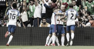 El Team USA sale con vida del Estadio Azteca