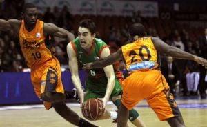 Cajasol vs Valencia Basket, Playoff ACB en vivo y en directo