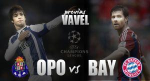 Oporto - Bayern de Múnich: acción vs control
