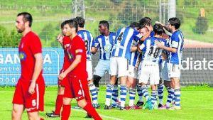 Real Unión - Real Sociedad 'B': otra historia