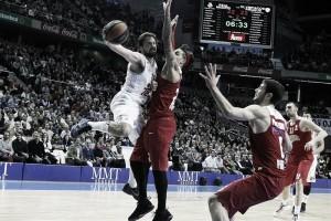 Llull guía la victoria blanca ante el Olympiacos
