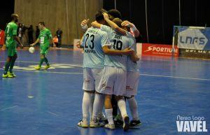 El Santiago Futsal de las remontadas saca otro empate ante Magna Gurpea