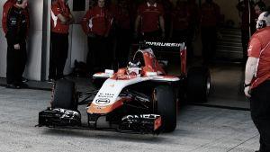 Marussia y el nuevo MR03: en busca de los puntos
